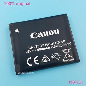 Original Genuine Canon NB-11L Li-ion Battery for Canon PowerShot ... 171f3936c1