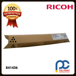 New-amp-Original-Ricoh-841436-Black-Toner-Cartridge-MP-C3001-MP-C3501S-20K-Pages