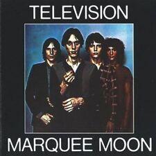 TELEVISION - MARQUEE MOON (GERMAN MADE REISSUE CD, 2003, ELEKTRA EW835)