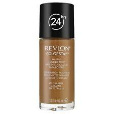 Revlon ColorStay Makeup for Combination/Oily Skin, Caramel [400] 1 oz