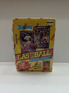 1991-DONRUSS-BASEBALL-SERIES-1-Factory-Sealed