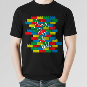 f617f3ac Pink Floyd Another Brick In The Wall Rock T-Shirt, Men's Women's All ...