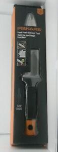 """Fiskars: Hori Hori Garden Tool: New 7"""" Stainless Steel Blade: Lifetime Guaranty"""