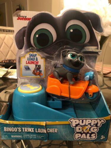 Disney Junior Chiot Pals Bingo/'s Tricycle lanceur
