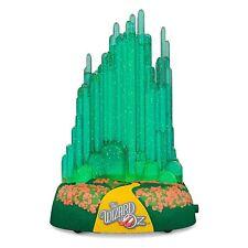 Emerald City 2016 Hallmark Wizard of Oz Ornament Yellow Brick Road Lights Music