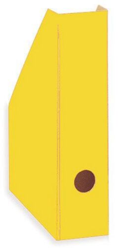 Farbe gelb Stehordner DIN A4 Stehsammler