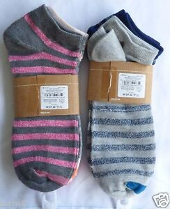 Lucky-Brand-Women-039-s-3-PACK-Low-Cut-Socks-Choose-Colors-Brand-New-With-Tags