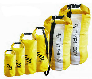 Typhoon-Yellow-roll-top-dry-bags