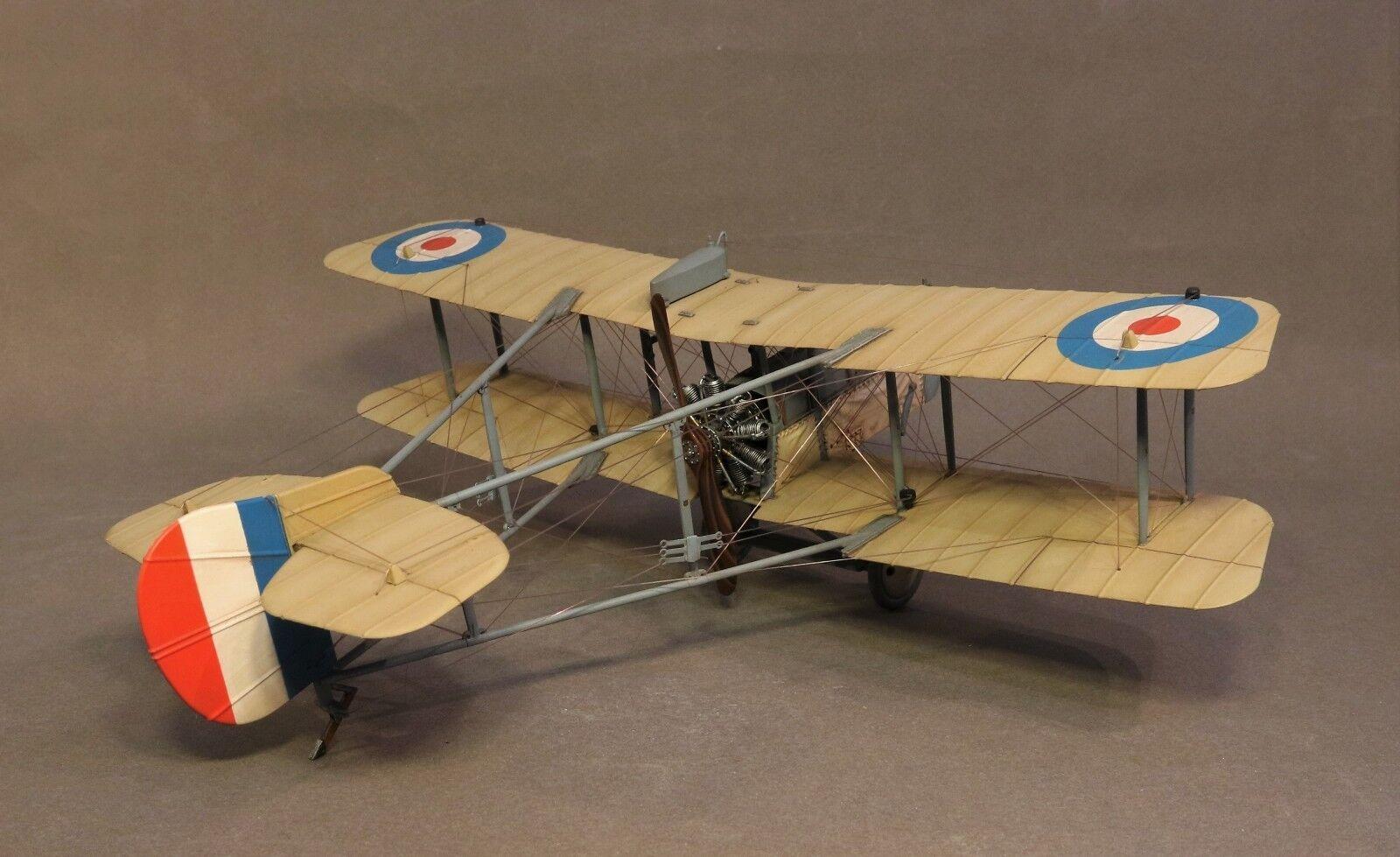John Jenkins WW1 Ritter der Sky ACE-34 Britisch DH-2 Palestine Kampfflieger MIB