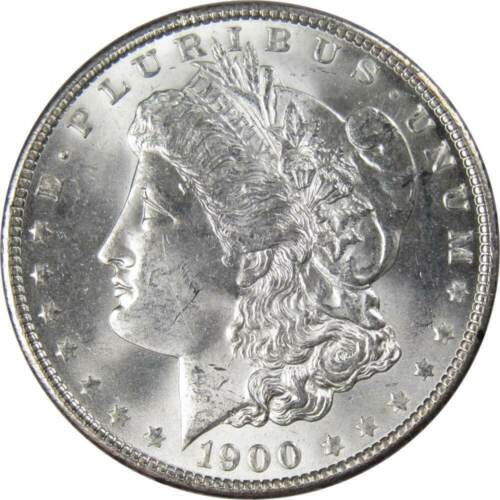1900 $1 Morgan Silver Dollar Uncirculated Mint State