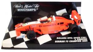 Minichamps-Dallara-Opel-Spiess-F301-German-F3-Champion-2001-T-Kaneishi-1-43