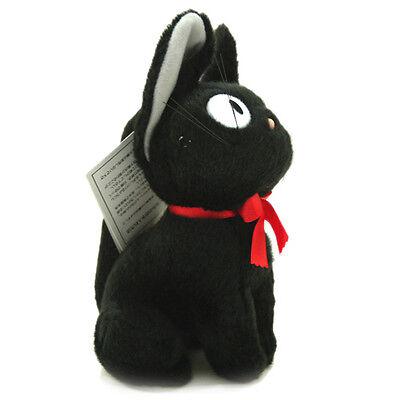KIKI'S DELIVERY SERVICE 22CM BLACK JIJI CAT PLUSH DOLL TOY