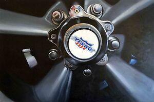 GM-Chevrolet-Camaro-Yenko-SS-RS-396-350-Chevy-Rim-Muscle-Car-Art-Oil-Painting