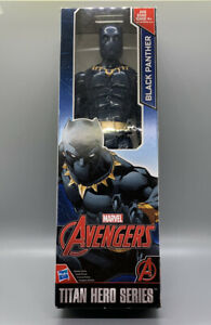 Nouveau-Marvel-Avengers-Black-Panther-Titan-Hero-Series-12-034-Action-Figure-Hasbro