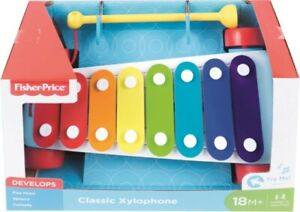 NEW Fisher Price Classic Xylophone from Mr Toys