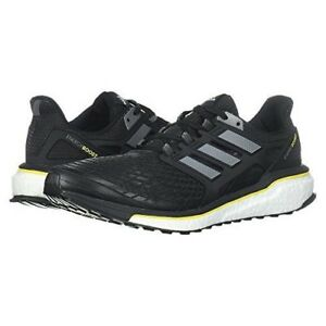sports shoes 2978f 76a8b Image is loading NEW-Adidas-CQ1762-Adidas-Energy-Boost-Black-Night-