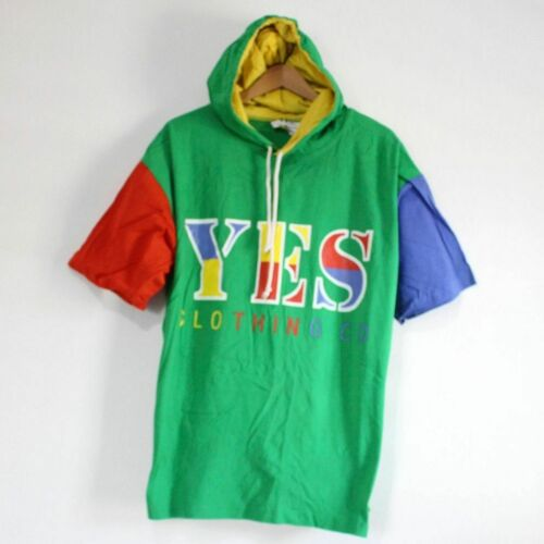 Vintage YES Clothing Company Shirt Large