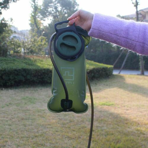 2l Trinkblase Wasserbeutel Tasche Rucksack Blase im Freien Radfahren Wandern