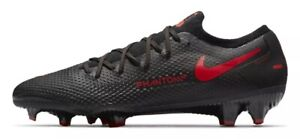 "Nike Phantom GT Pro Pignon fixe ""Black Chili Rouge"" - CK8451-060 - Taille: Homme 8.5"