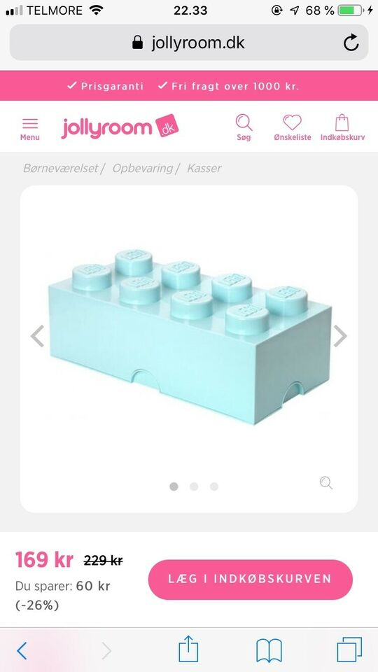 Andet, LEGO