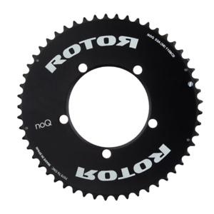 redOR NOQ rings Round rings Aero Road Chainring 110BCD x 5 - 50T- Outer