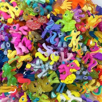 15pcs lot Original MLP My Little Pony Friendship is Magic figure Girl Boy Toy