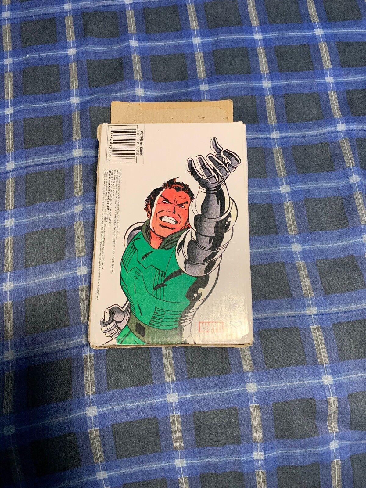 MARVEL UNIVERSE    VICTOR von DOOM     NYCC 2011 EXCLUSIVE   MISFB, Fantastic 4