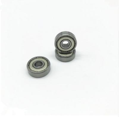 2.5x6x2.6 mm Metal Shielded Ball Bearing Bearings 2.5*6*2.6 10 PCS 682XZZ