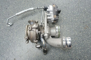 Original-BMW-1er-F20-F21-114d-116d-116-ed-LCI-Turbolader-8514266-8514267-0-000km