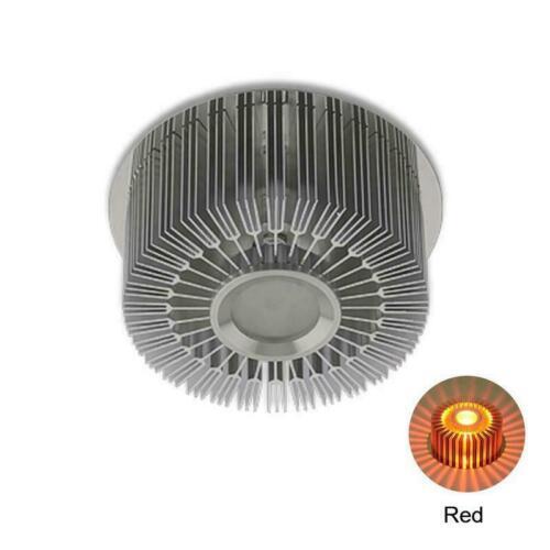 3W moderne LED Wandleuchte Wandleuchte Warmweiß Leuchte Gelb Dekor L7L0