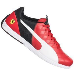 3c8d39a7bb07 Shoes Boots Puma evoSpeed 1.4 SF 305555 02 Scuderia Ferrari Black ...