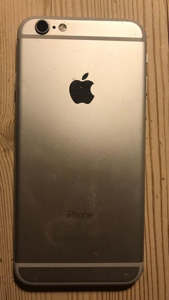 iPhone 6S, 64 GB, aluminium