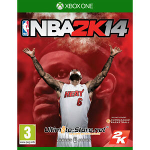 NBA-2K14-Xbox-ONE-Neuf-sous-Blister-amp-Scelle