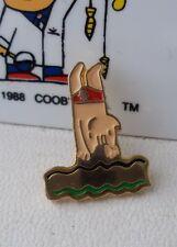 PIN BARCELONA'92 COBI NATACION SALTO COLOR. IMPECABLE