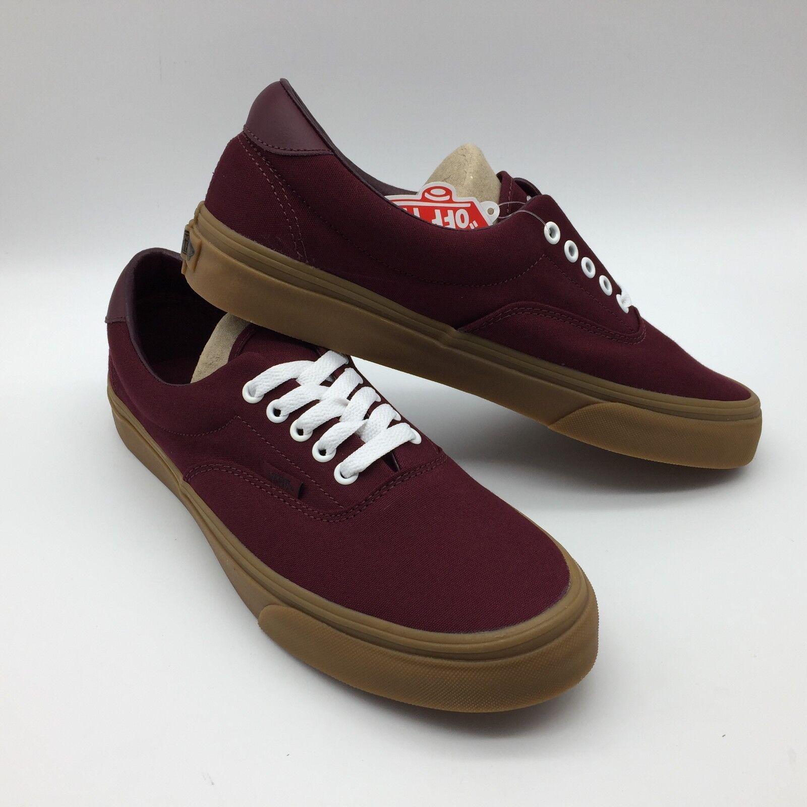 Vans Men's   Women's shoes Era 59 -- (CANVAS GUM) Prt Royale Light Gum