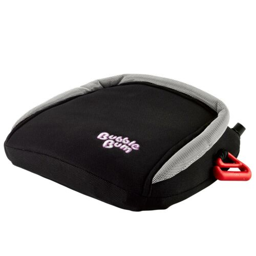 BubbleBum Inflatable Car Booster Seat Group 2//3-15-36kg 4-12 Years Black