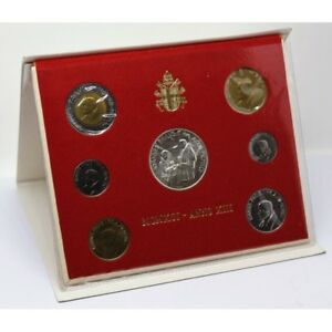 1991-Vatican-Vatican-City-Divisionnaire-Annee-XIII-Coins-Lot-FDC-MF29974