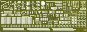 Hasegawa-1-350-IJN-Aircraft-Carrier-Akagi-Detail-Up-Etching-Parts-Basic-C-NEW