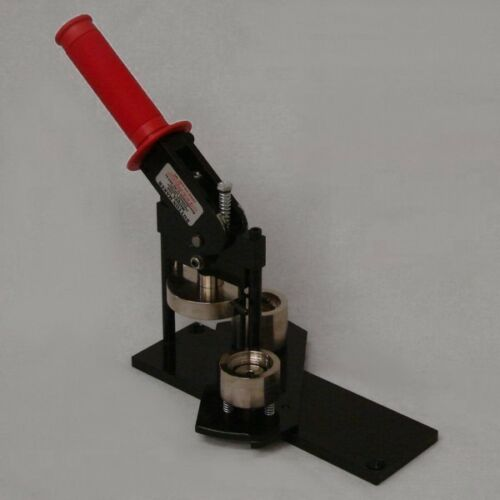 """keychains magnets Tecre 1/"""" Model 100 Button Machine for making pinbacks"""