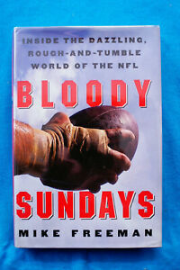 Bloody-Sundays-Freeman-Hardbound-Pro-Football-NFL