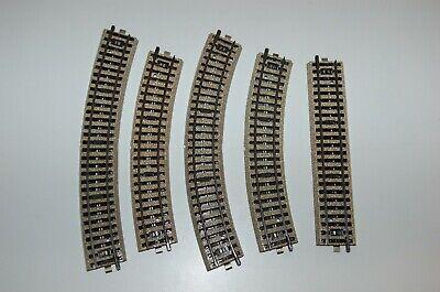 - sehr gut erhalten Märklin H0 5106 10 Stück gerades M-Gleis in OVP
