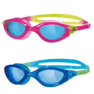 New-Panorama-Jnr-6-14-years-Swimming-Pool-Goggles-From-Zoggs-Swim-Training-Aid