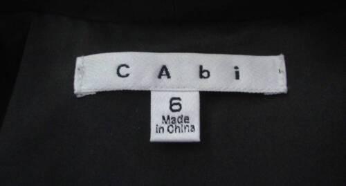 Deep Colletto Brown Blazer Cabi Sz bottoni con moderno 6 grande 2 opera da Front Grigio CTdwU