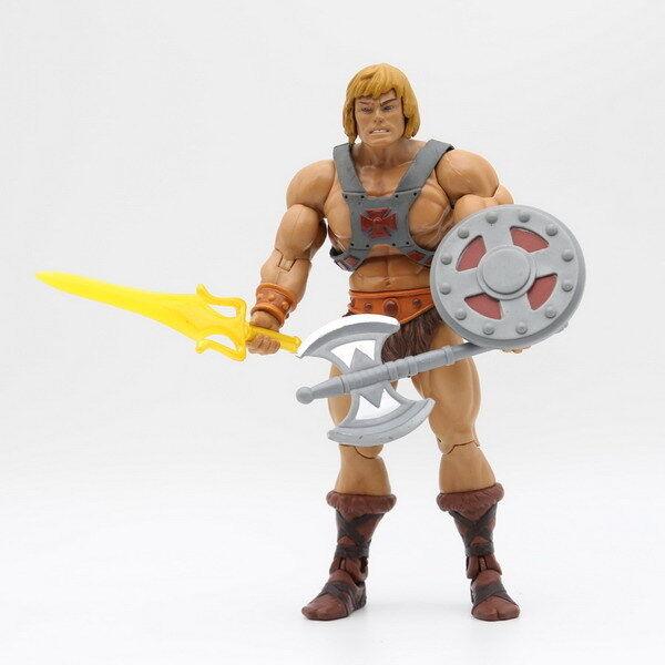 HeMan Complete MOTUC Masters of the Universe Classics Action Figures