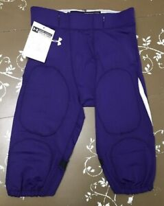 Under-Armour-Renegade-Football-Game-Pant-Mens-L-Purple-NWT