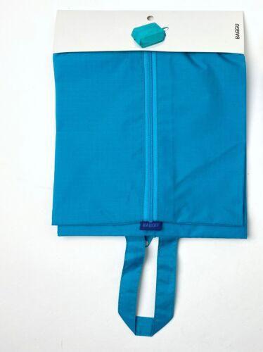 Baggu Large Blue 3D Zip Small Blue Dot 3D Zip Travel Zipper Pouches Toiletry Bag