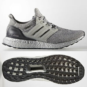 Adidas Ultra Boost All Terrain Glitch Heather Grey Heather