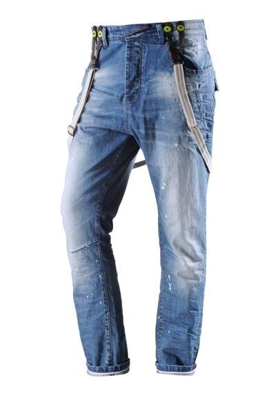 VSCT Jeans Jeans Jeans Brad NEU W30-W36  L32 Destroyed Herren Denim Blau Anti Fit Used Hose 21c48a