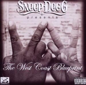 SNOOP-DOGG-Presents-The-West-Coast-Blueprint-2010-21-track-CD-album-New