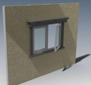 Image Is Loading Timber Casement Windows V02 Building Plans 2d Amp